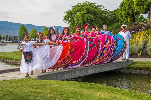 Mexican Folklore Dance Group